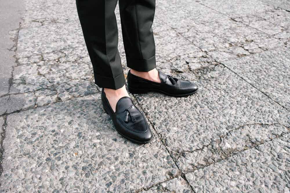 Monokel Berlin Schuhe