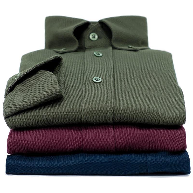 Polo Hemden Monokel