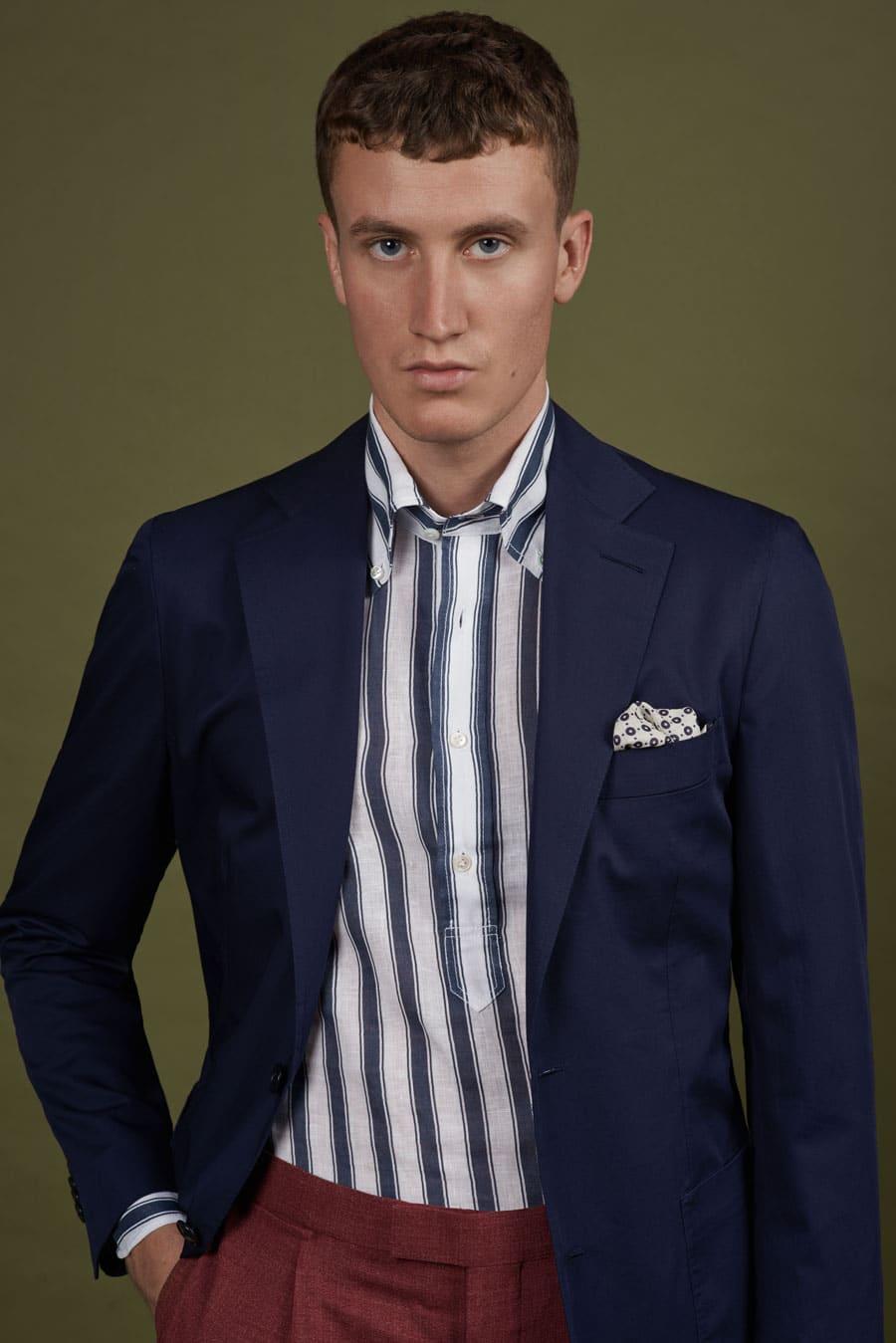 Spring Summer 2019 Lookbook Blauer Blazer