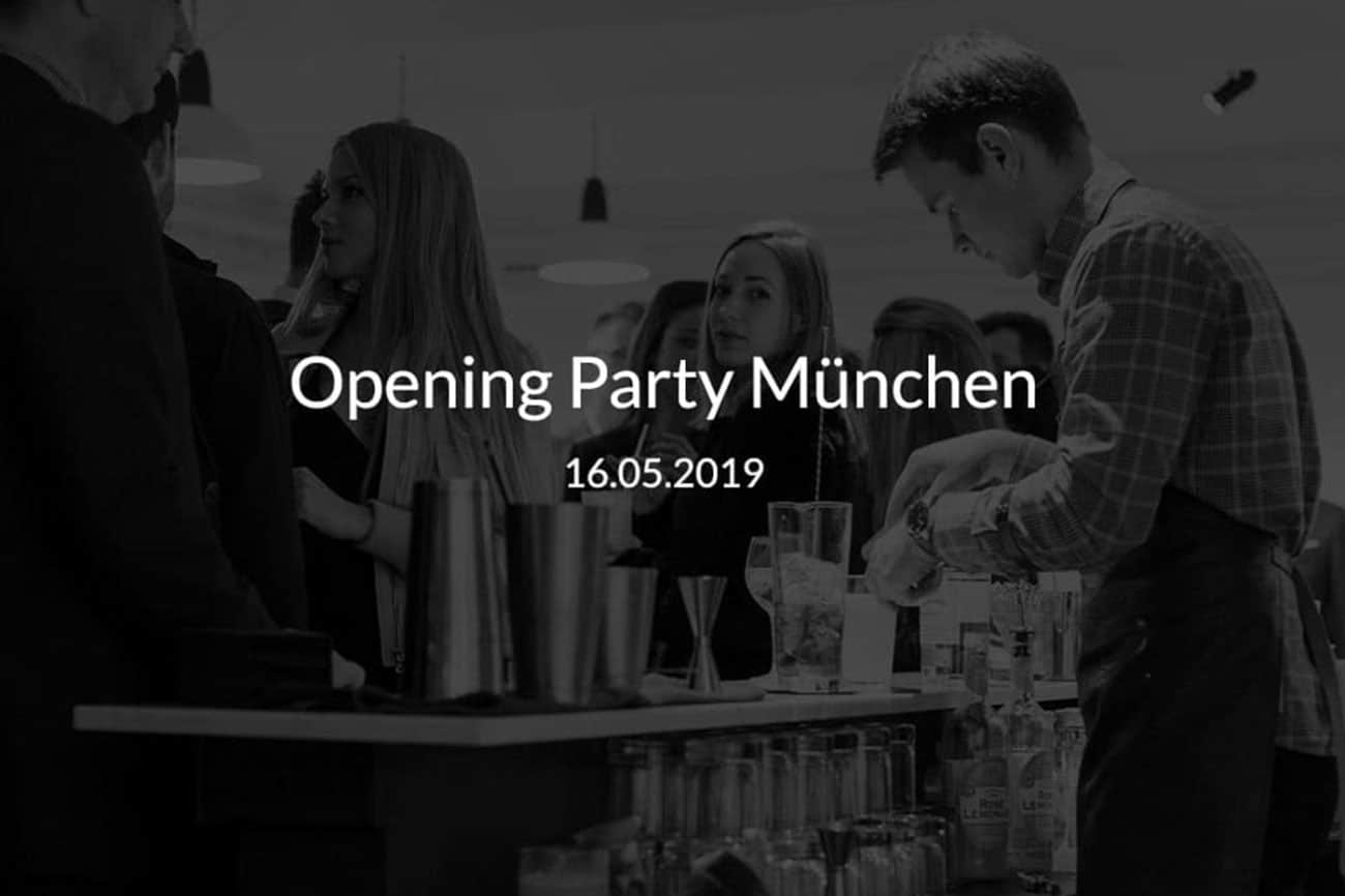 Opening Party München