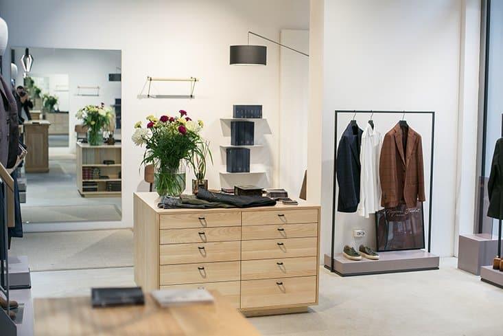Maßanzug Store Berlin
