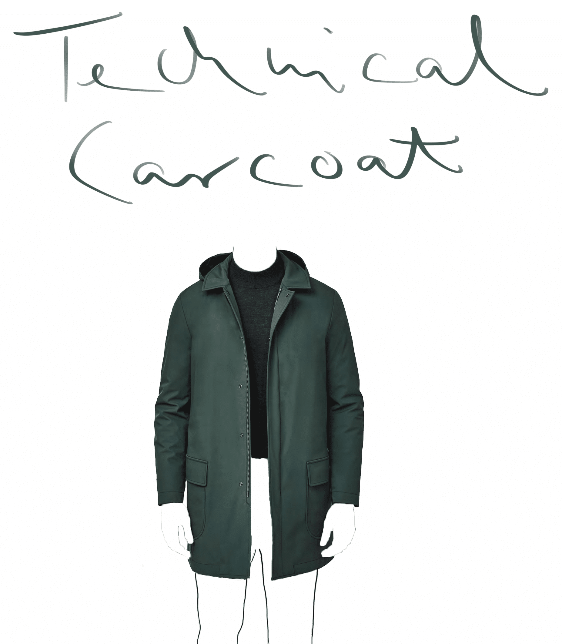 technical carcoat