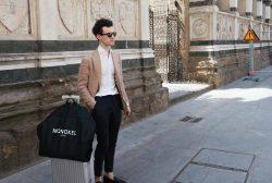 Alex from Monokel Berlin in Firenze