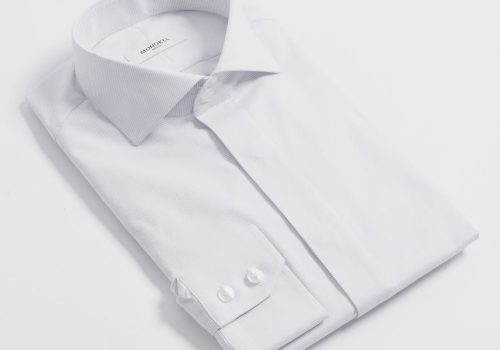 Weisses Oxford Business Hemd - ab 149.- Euro